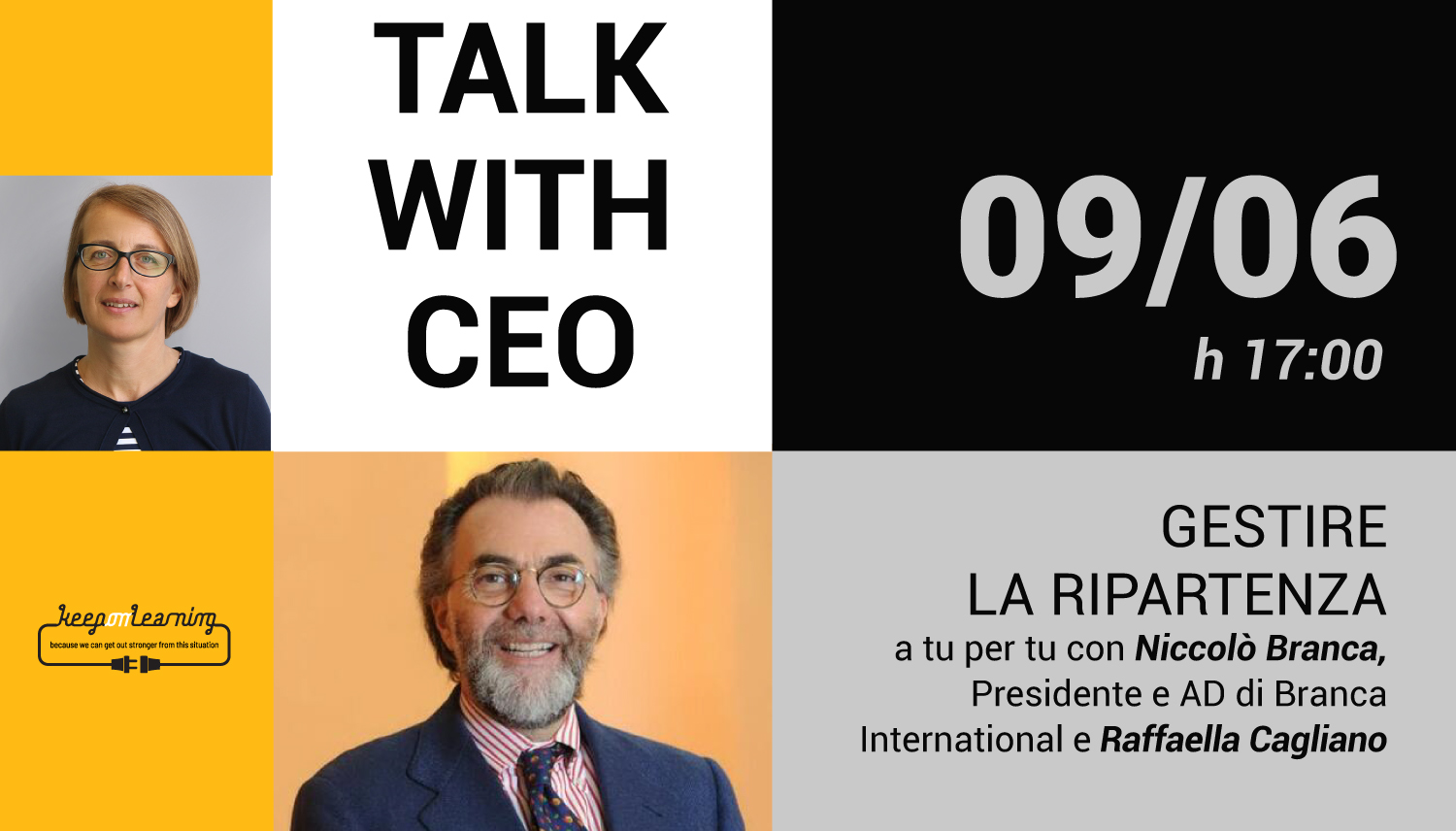 Talk with CEO